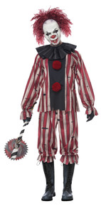 Nightmare Clown Adult Costume