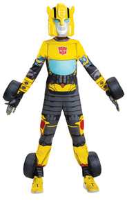 Bumblebee Converting Child Costume MEDIUM