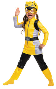 Power Rangers Yellow Beast Morphers Child Costume 4-6