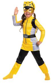 Power Rangers Yellow Beast Morphers Child Costume 4-6