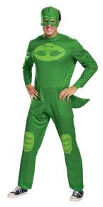 PJ Masks Gekko Adult Costume