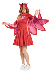 PJ Masks Owlette Adult Costume