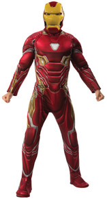 Iron Man Mark 50 Deluxe Adult Costume XL 46-48