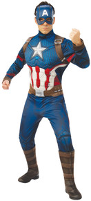 Captain America Deluxe Adult Costume