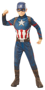 Captain America Avengers Endgame Child Costume