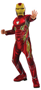 Iron Man Mark 50 Avengers Endgame Deluxe Child Costume