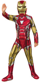 Iron Man Avengers Endgame Child Costume SMALL