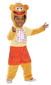 Fozzie Bear Toddler Costume