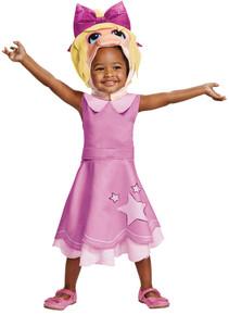 Miss Piggy Toddler Costume