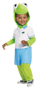 Kermit The Frog Toddler Costume