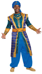 Genie Aladdin Deluxe Adult Costume
