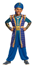 Genie Aladdin Classic Child Costume