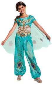 Jasmine Aladdin Classic Toddler Costume