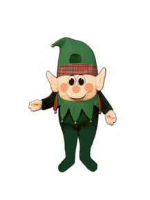 Elf Mascot Male Costume Purchase