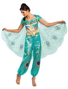 Jasmine Aladdin Deluxe Adult Costume