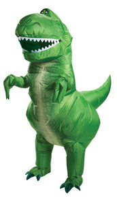 Rex Inflatable Toy Story Adult Costume