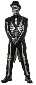 Bone Chillin Teen Costume