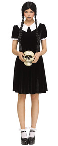 Gothic Girl Adult Costume