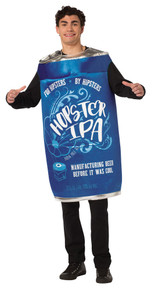 Craft Beer Can Adult Costume