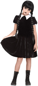 Gothic Girl Child Costume XL