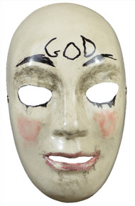 The Purge God Facemask