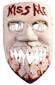 The Purge Kiss Me Facemask