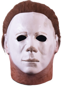Halloween II Child Latex Mask