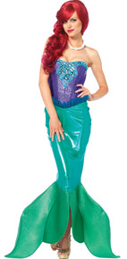 Deep Sea Siren Adult Costume