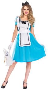 Classic Alice Adult Costume