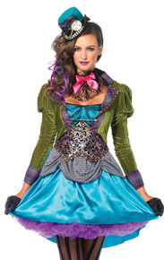 Mad Hatter Deluxe Adult Costume