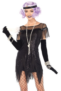 Foxtrot Flapper Adult Costume