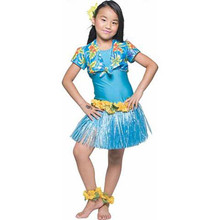 Blue Hawaii Costume Child