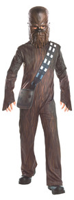Chewbacca Star Wars Child Costume