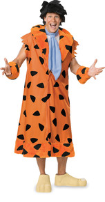 Fred Flintstone Costume Deluxe Adult Xl