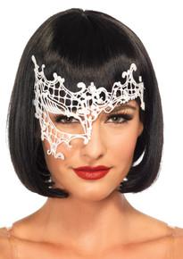Daring Venetian Half Mask