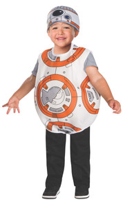 BB-8 Star Wars Toddler Costume