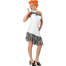 Wilma Flintstone Costume Adult