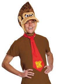 Donkey Kong Adult Costume Kit