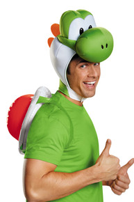 Yoshi Adult Costume Kit