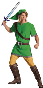 Link Legend of Zelda Adult Costume