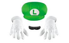 Luigi Child Costume Kit