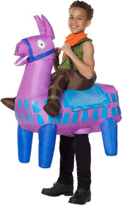 Giddy Up Fortnite Child Costume
