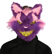 Mischievous Cat Mask