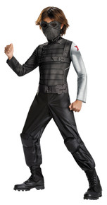 Winter Soldier Classic Child Costume Small 4-6