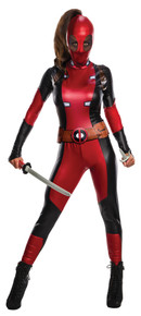 Deadpool Women's Costume