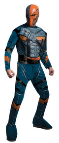 Deathstroke Deluxe Arkham City Adult Costume