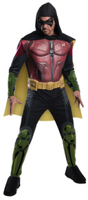 Robin Deluxe Arkham City Adult Costume