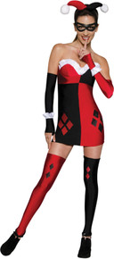 Harley Quinn Gotham City Most Wanted Adult Costume