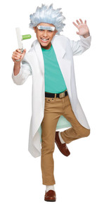 Rick Sanchez Teen Costume