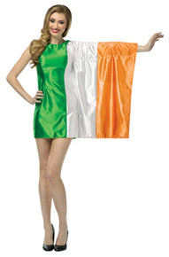 Ireland Flag Women's Dress